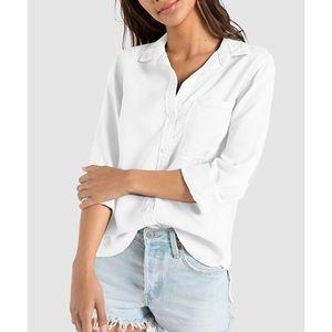 Bella Dahl shirttail button down shirt